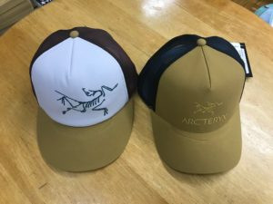 ARCTERYX_bird trucker hatの画像